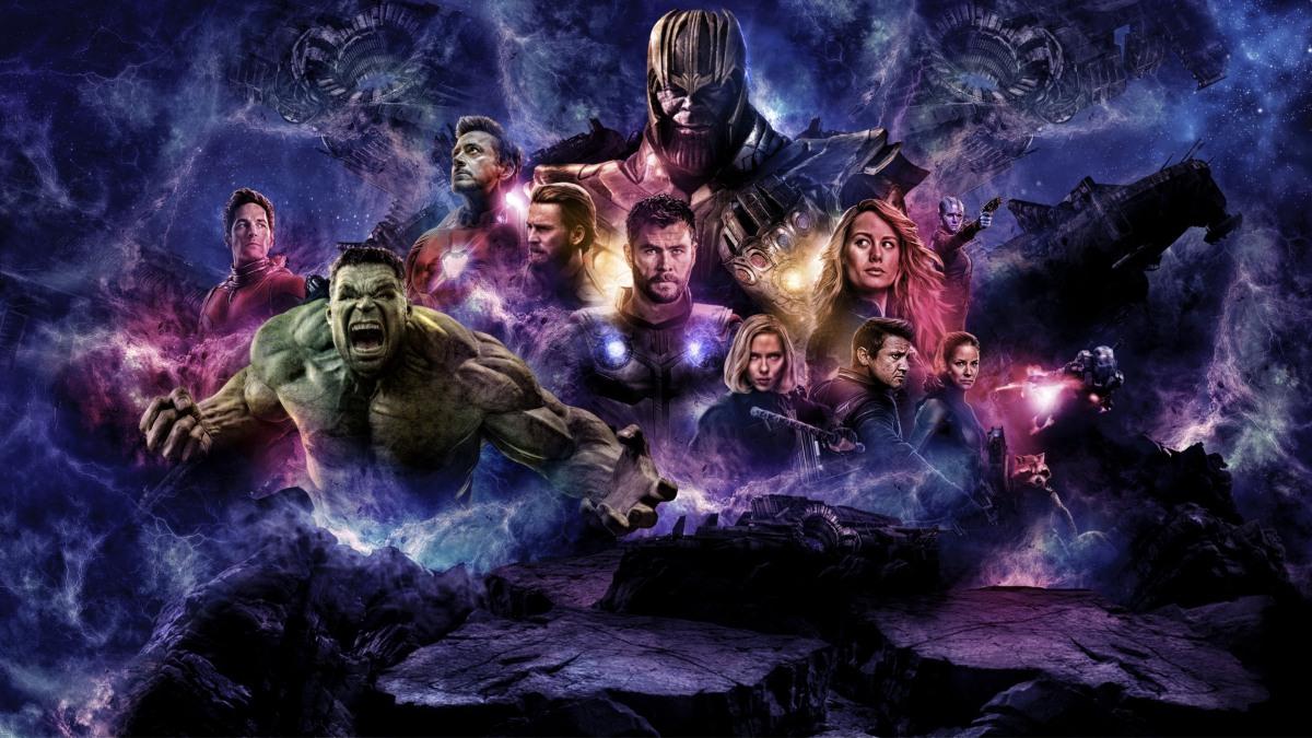 Estética del color en el Universo Cinematográfico de Marvel